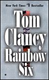 Rainbow Six-by Tom Clancy cover