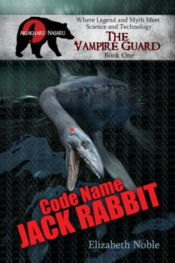 Code Name, Jack Rabbit-edited by Elizabeth Noble cover
