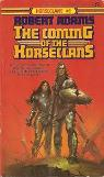 The Coming of the Horseclans (Horseclans #1)-by Robert Adams cover