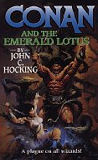 Conan and the Emerald LotusJohn C. Hocking cover image