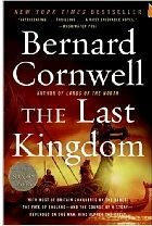The Last Kingdom-by Bernard Cornwell cover