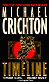 Timeline-by Michael Crichton cover