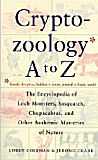 Cryptozoology A to Z-by Loren Coleman, Jerome Clark cover