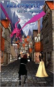 Villenspell: City of WizardsCrystalwizard cover image