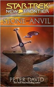New Frontier: Stone and AnvilPeter David cover image