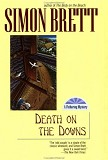 Death on the Downs (Fethering Mystery #2)-by Simon Brett cover