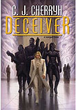 Deceiver, by C. J. Cherryh cover image