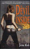 The Devil Inside-by Jenna Black cover