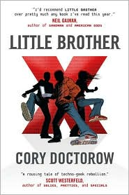 Little Brother-by Cory Doctorow