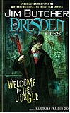 The Dresden Files: Welcome to the Jungle, by Jim Butcher cover pic