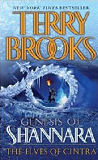 The Elves of Cintra-by Terry Brooks cover pic