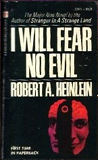 I Will Fear No Evil-by Robert Heinlein cover pic