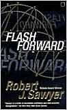FlashforwardRobert J. Sawyer cover image