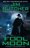 Fool Moon, by Jim Butcher cover image