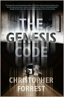 The Genesis Code-by Christopher Forrest cover pic