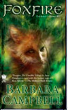 Foxfire-by Barbara Campbell cover