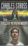 The Fuller Memorandum: Book 3 of The Laundry series-by Charles Stross cover pic