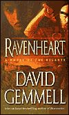 Ravenheart-by David Gemmell cover