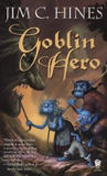 Goblin Hero-by Jim C. Hines cover