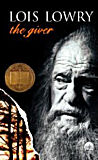 The Giver-by Lois Lowry cover