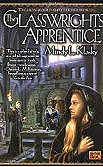 The Glasswrights' Apprentice-by Mindy L. Klasky cover