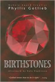 Birthstones-by Phyllis Gotlieb cover