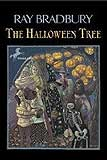 The Halloween Tree-by Ray Bradbury cover pic