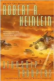 Starship TroopersRobert A. Heinlein cover image