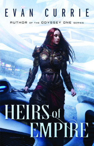 Heirs of EmpireEvan Currie cover image
