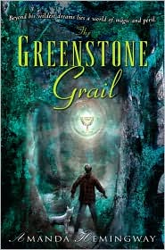 The Greenstone GrailAmanda Hemingway cover image