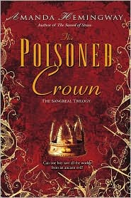 The Poisoned CrownAmanda Hemingway cover image