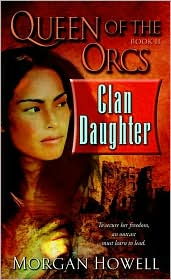 Clan Daughter-by Morgan Howell cover