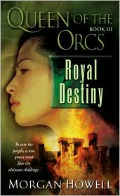 Royal Destiny-by Morgan Howell cover