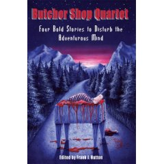 Butcher Shop QuartetFrank J. Hutton cover image
