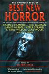 The Mammoth Book of Best New Horror 11-edited by Stephen Jones cover