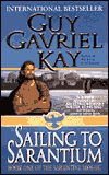 Sailing to Sarantium-by Guy Gavriel Kay cover