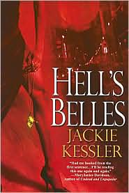 Hell's Belles-by Jackie Kessler cover