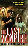 The Last Vampire, by Patricia Rosemoor, Marc Paoletti cover image