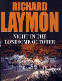 Night in the Lonesome October-by Richard Laymon cover