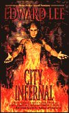 City Infernal-by Edward Lee cover