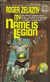 My Name Is Legion, by Roger Zelazny cover image