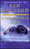 Cosmonaut Keep-by Ken MacLeod cover pic
