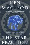 The Star Fraction-by Ken MacLeod cover