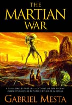 The Martian War-by Gabriel Mesta