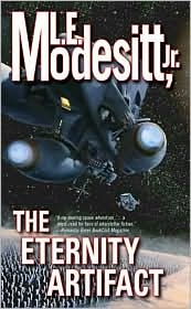 The Eternity Artifact-by L. E. Modesitt, Jr. cover pic