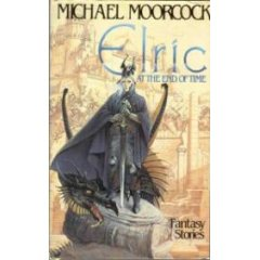 Elric at the End of Time-Michael Moorcock cover