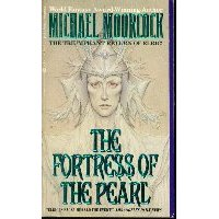 Fortress of the Pearl-Michael Moorcock cover