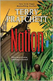Nation, by Terry Pratchett cover image