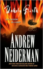 Unholy Birth-by Andrew Neiderman cover