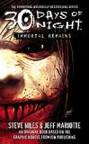 30 Days of Night: Immortal Remains, by Steve Niles, Jeff Mariotte cover image